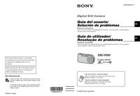 Manuel de l'utilisateur Sony DSC-P200