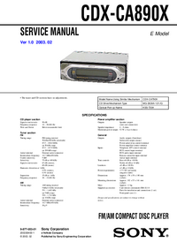 Sony-3386-Manual-Page-1-Picture