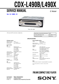 Sony-3410-Manual-Page-1-Picture