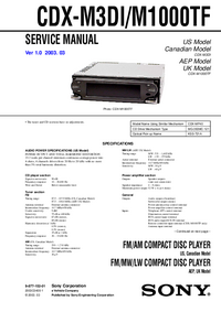 Sony-3411-Manual-Page-1-Picture