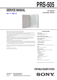 Sony-5131-Manual-Page-1-Picture