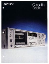Catálogo Sony XXXXX