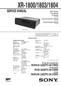 Sony-6354-Manual-Page-1-Picture