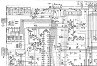 Cirquit Diagram Sony KV-2553MT