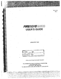 TTC-8381-Manual-Page-1-Picture