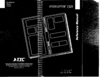 Manuale d'uso TTC Interceptor 132A