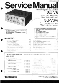 Technics-2119-Manual-Page-1-Picture