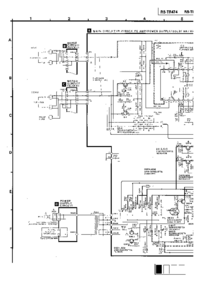 Cirquit diagramu Technics RS-TR474