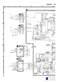 Cirquit diagramu Technics RS-TR373