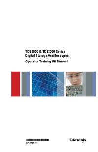 Tektronix-12113-Manual-Page-1-Picture