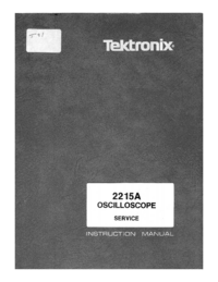 Tektronix-1776-Manual-Page-1-Picture