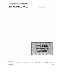 Tektronix-2514-Manual-Page-1-Picture