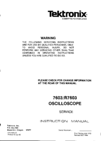 Tektronix-4513-Manual-Page-1-Picture