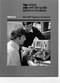 Tektronix-6063-Manual-Page-1-Picture