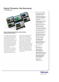 Tektronix-6457-Manual-Page-1-Picture