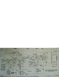 Service Manual, cirquit diagram only Telefunken Andante