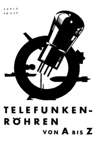 Catalogue Telefunken RV 218