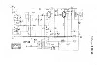 Instrukcja serwisowa Telefunken T 813 W