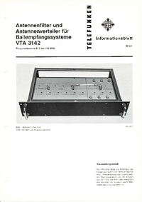 Telefunken-6103-Manual-Page-1-Picture