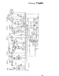 Cirquit Diagram Telefunken Virgilio
