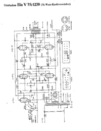 Telefunken-649-Manual-Page-1-Picture
