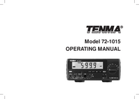 Tenma-6107-Manual-Page-1-Picture