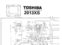 Cirquit Diagrama Toshiba 2013XS