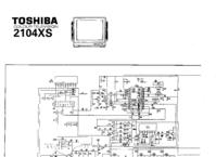 Cirquit Diagram Toshiba 2104XS