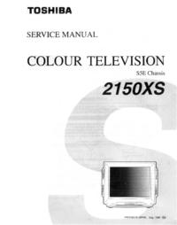 Cirquit Diagram Toshiba 2150XS