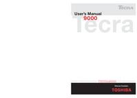 Manual de serviço Toshiba 9000