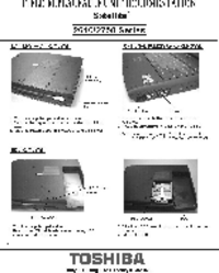 Instrukcja serwisowa Toshiba Satellite 2750
