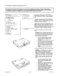 Service Manual Toshiba Tecra 780DVD