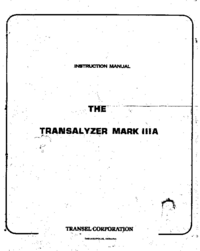 Transel-8058-Manual-Page-1-Picture