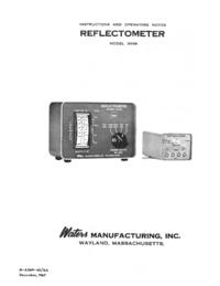 Manual do Usuário Waters 369A