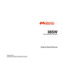 Руководство пользователя Wavetek 38SW
