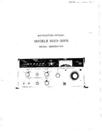 Wavetek-11121-Manual-Page-1-Picture
