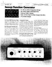 Wavetek-6379-Manual-Page-1-Picture