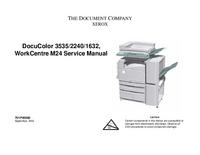 Service Manual Xerox DocuColor 3535