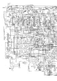 Schaltplan Yaesu FT-901