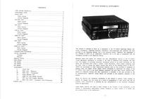 Manual de servicio Yaesu FT-747