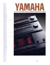 Katalog Yamaha XXXXX