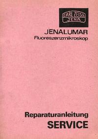 Service Manual Zeiss Jenalumar