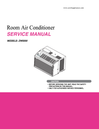 Service Manual Zenith ZW5000